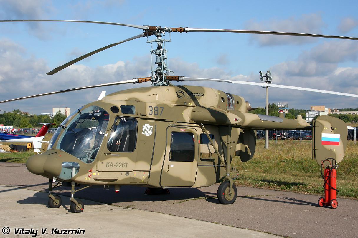 Resultado de imagen de Kamov Ka-226 Sergei,