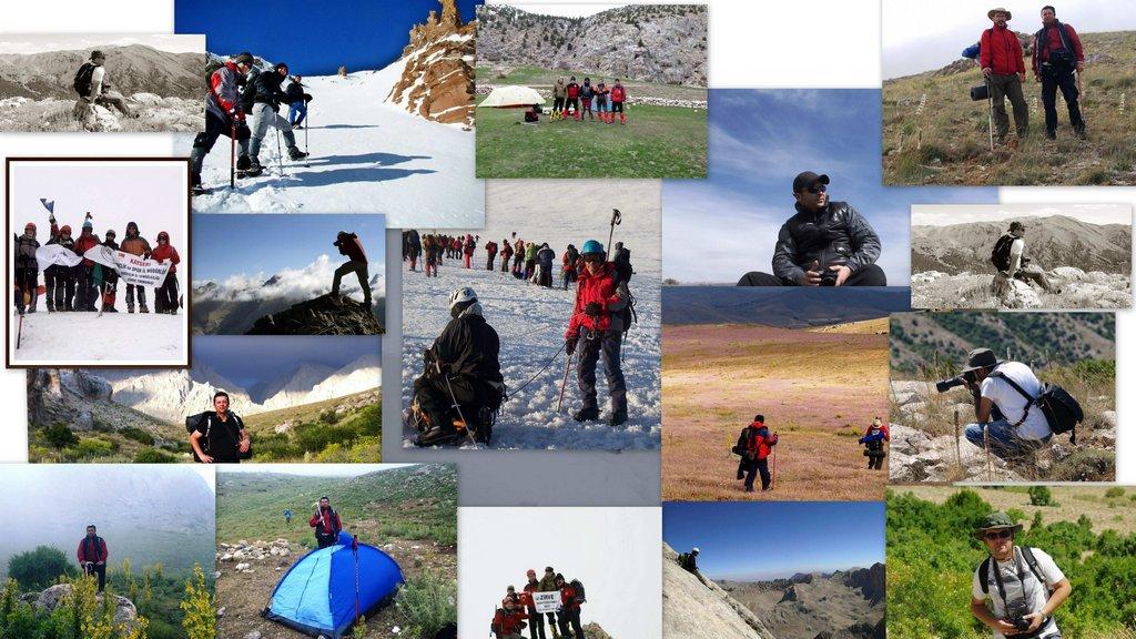 Halil İbrahim DOĞRUER Dağcılık Fotoğrafları