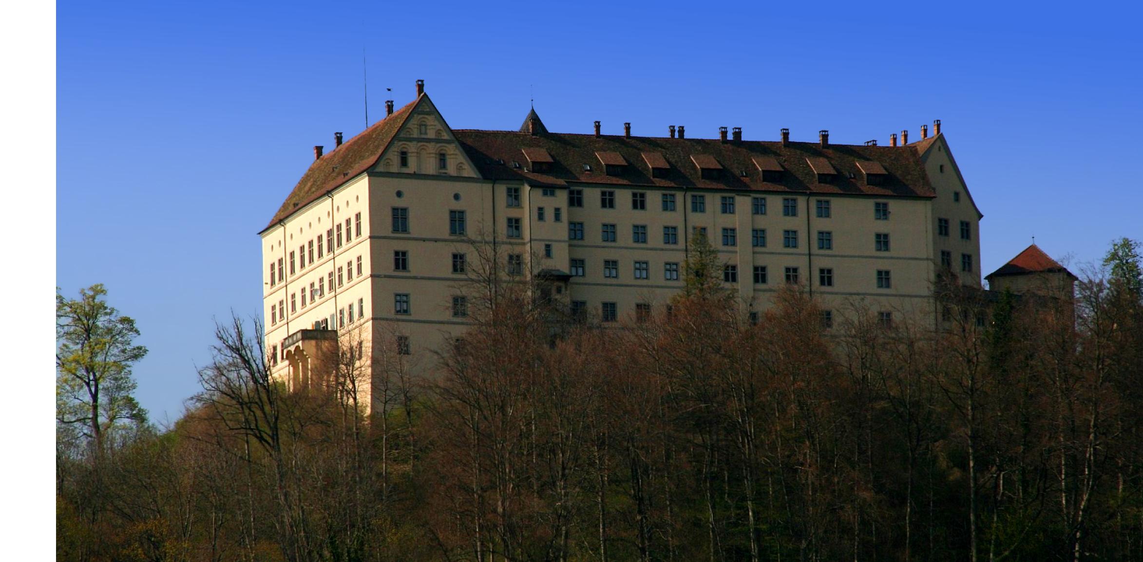 Schloss Heiligenberg - Renaissancejuwel im Linzgau am Bodensee