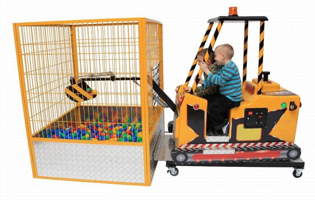 krecksch verkauft kinderbagger pl. Black Bedroom Furniture Sets. Home Design Ideas