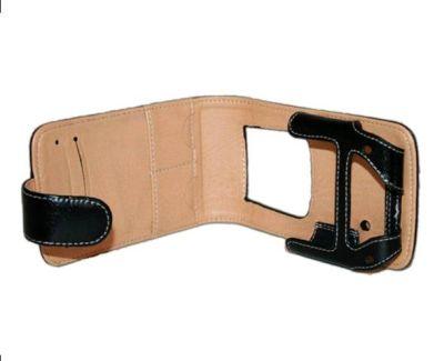 Bluemedia-Ledertasche-Tasche-BM-6255-Yakumo-Delta-300-GPS-Mio168-PDA-255-usw