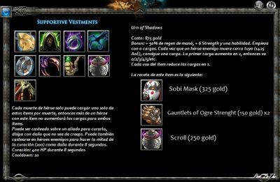 Guia Heroes e Items Por ZaThu Items
