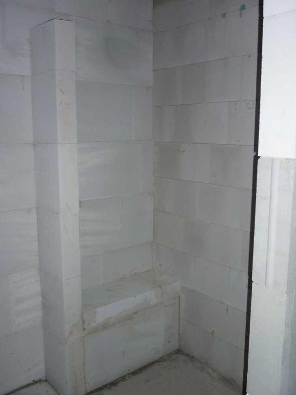 sitzbank dusche mauern raum und m beldesign inspiration. Black Bedroom Furniture Sets. Home Design Ideas