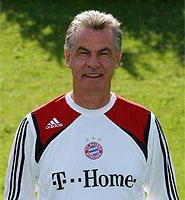 Co Trainer Hitzfeld