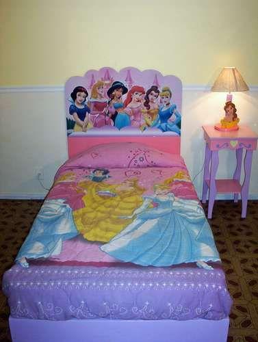 Bebe muebles galeria de fotos - Camas de princesas para nina ...