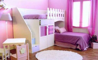 Bebe muebles galeria de fotos for Literas infantiles para ninas
