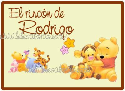 Winnei the pooh habitaci n - Habitacion winnie the pooh ...