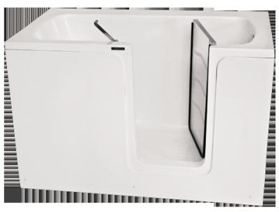 behindertengerechte badewanne badewanne mit t r. Black Bedroom Furniture Sets. Home Design Ideas