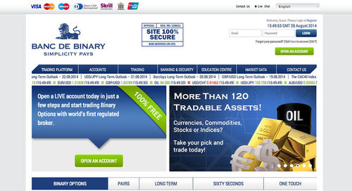 Banc de binary compliance jobs