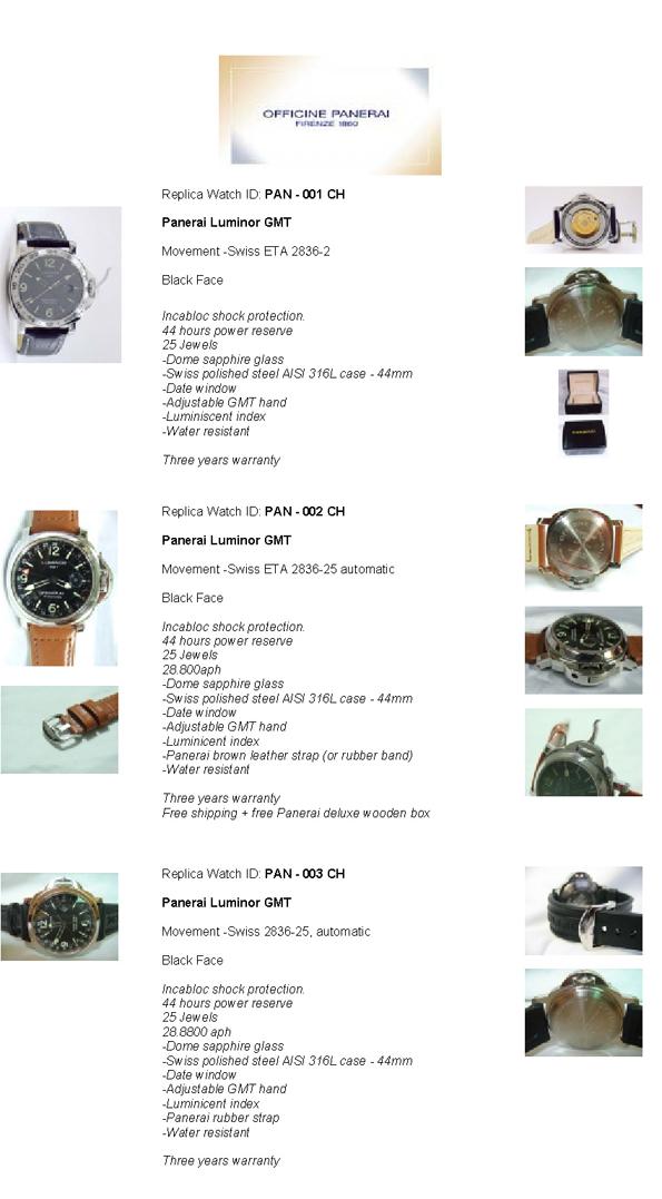 Best Replica Watch - Officine Panerai