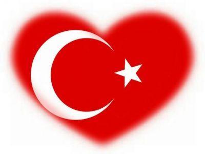 Türkei flagge u s w