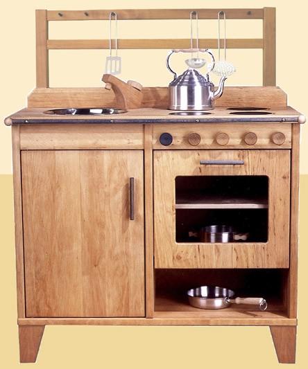 sch llner wundersch ne holzk che bestehend aus ofen mit. Black Bedroom Furniture Sets. Home Design Ideas