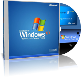 Windows XP Professional SP3 Türkçe Full Tek Link Direk Link