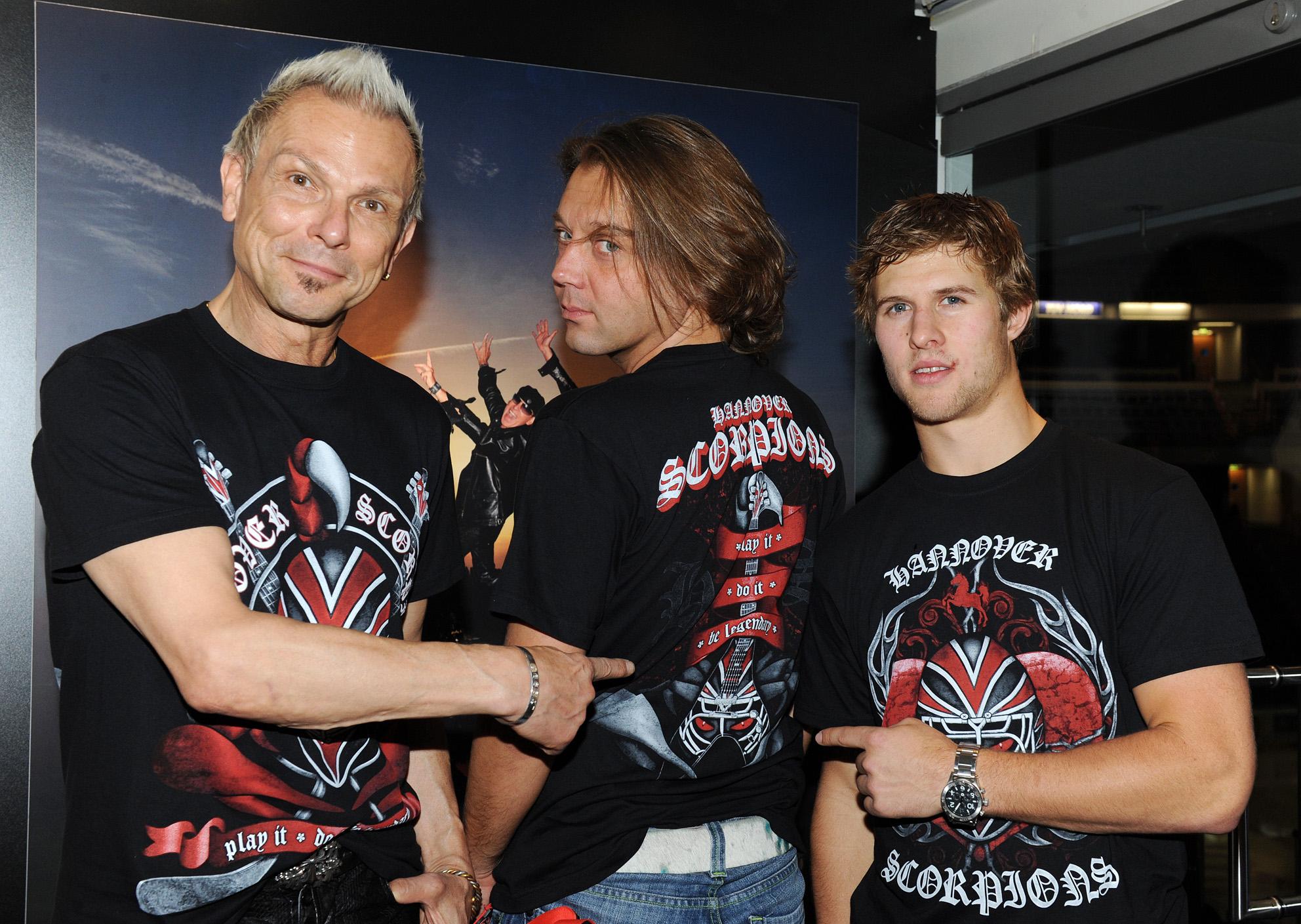 Hannover Scorpions News Scorpions Shirt
