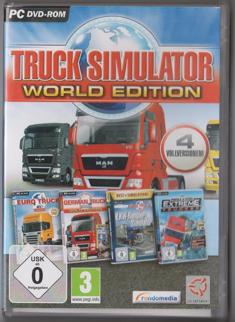 truck simulator world edition german truck extreme euro. Black Bedroom Furniture Sets. Home Design Ideas