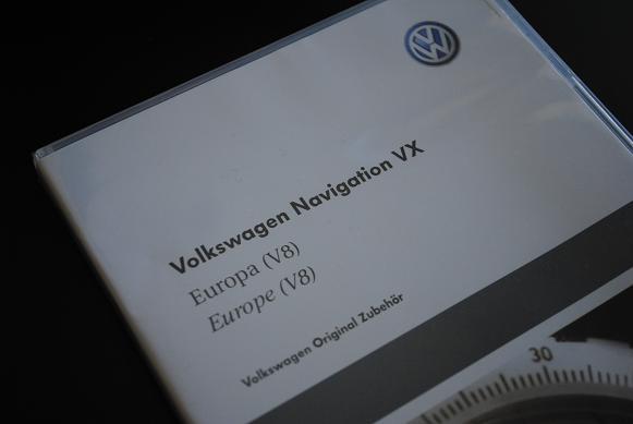 vw navigation dvd navi vx europa v8 2011 2012. Black Bedroom Furniture Sets. Home Design Ideas