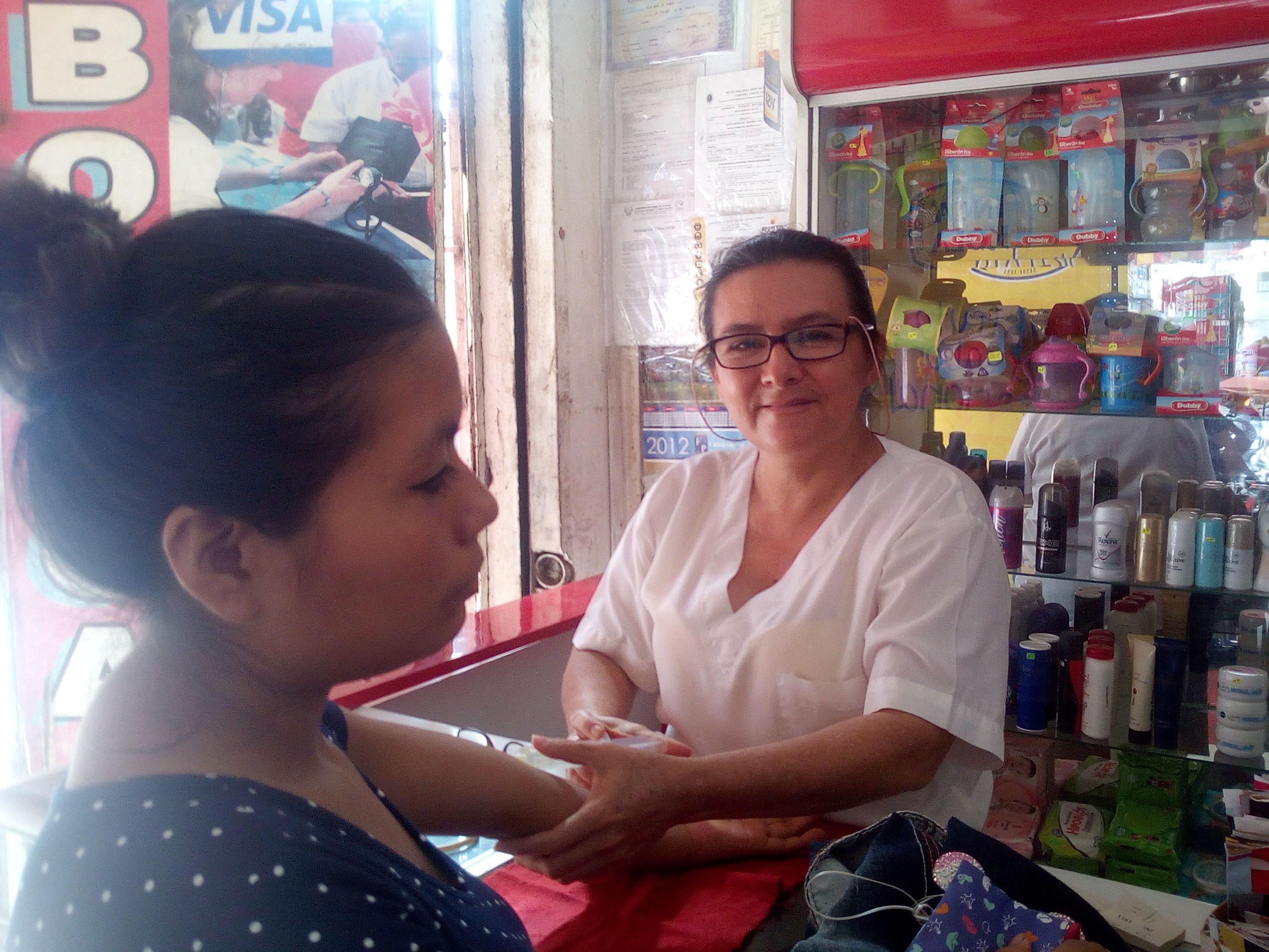 Boticas y farmacias de turno en pucallpa botica de turno maria del rosario - Farmacia guardia puerto del rosario ...