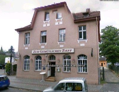 Sixties Berlin Mariendorf nobodys 2 gaststätte