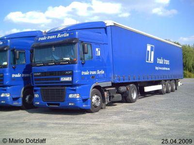 DAF,.160 LF Maxi Kühlkoffer von Thermoking LBW