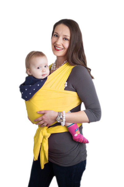 baby wrap carrier instructions