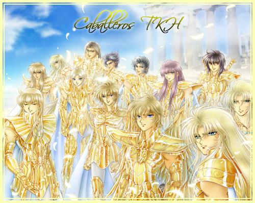 quien de los doce caballeros dorados es el mas poderoso Grupodorados