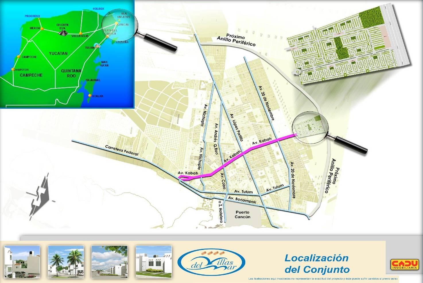 villas del mar cancun - ASESOR CERTIFICADO