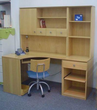 Carpinteria dikran modelos de escritorios for Modelos de zapateras de melamina
