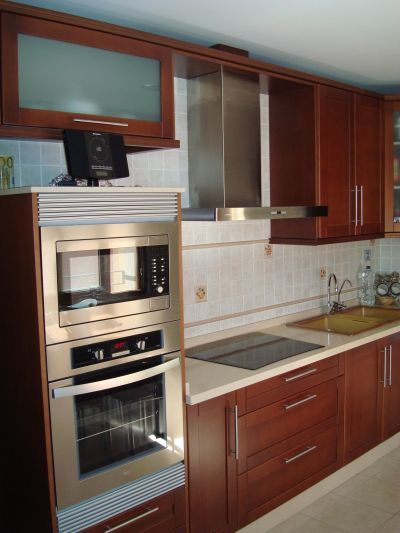 Carpinteria de madera cocinas - Carpinterias de madera en valencia ...