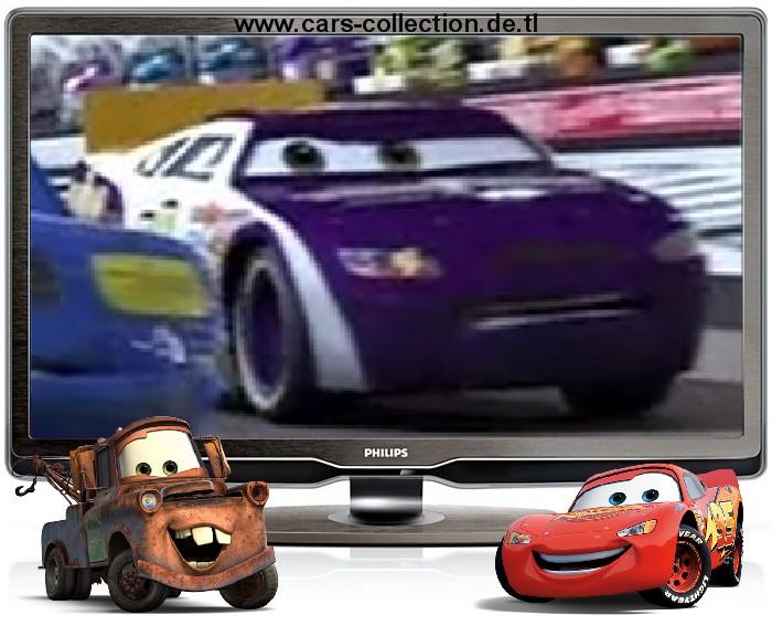 DisneyCarsCollection - TowCap
