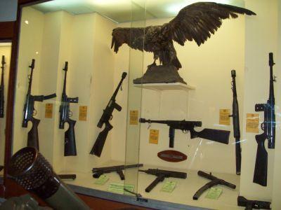 Pistola ametralladora Halcón