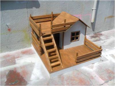 Casaavi casitas para perro - Como hacer una casa para perro grande ...