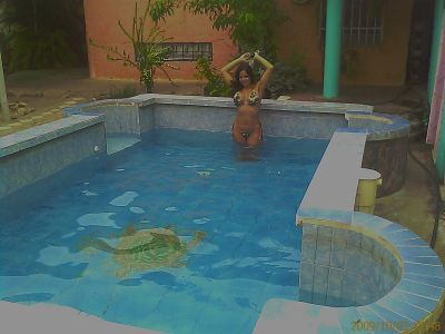 Casa de chichiriviche piscina for Casas con piscina en chichiriviche