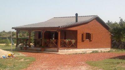 Casas de madera baratas casas de madera liquidacion - Casas de madera valencia ...