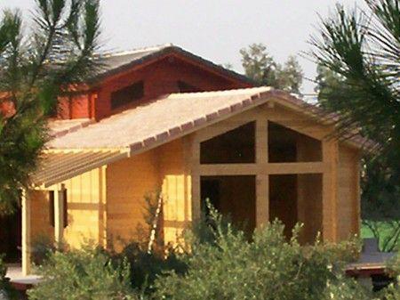 Casas de madera s l casas prefabricadas en liquidacion for Casas de madera ofertas liquidacion