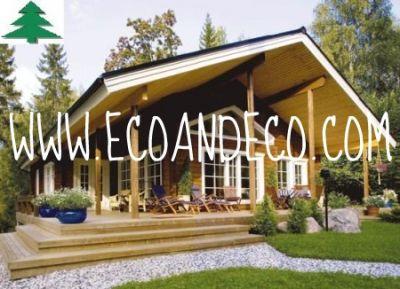 Casas de madera precios de garajes de madera - Casas de madera gandia ...