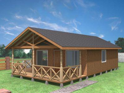 Casas prefabricadas bio bio