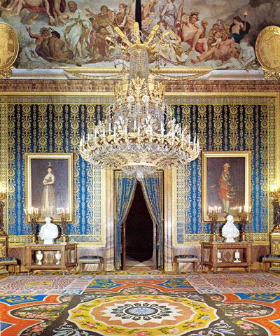 Madrid de los Borbones (I): El Palacio Real Palacioreal5