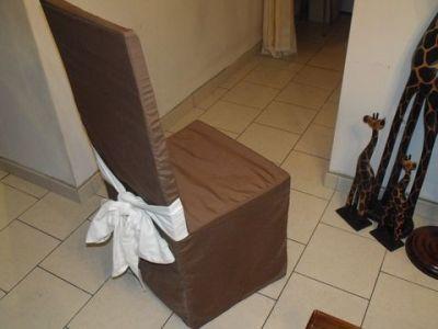 toutes les housses de chaise sont faites sur mesure - Patron Housse De Chaise Mariage Gratuit