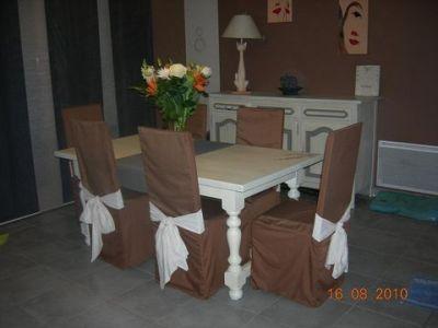 housse de chaise en tissu lin 2750 ttc hors tissu - Patron Housse De Chaise Mariage Gratuit