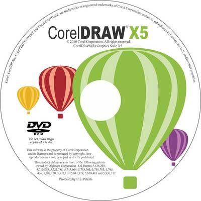 crack для Corel Draw 13