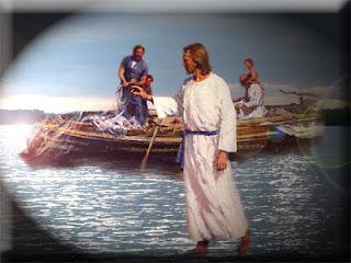 En una oportunidad, la multitud se amontonaba alrededor de Jesús ...