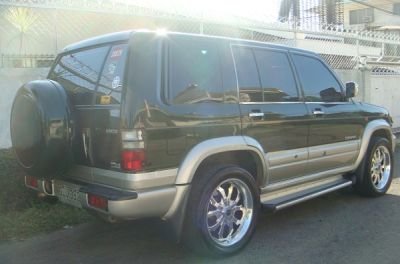 Isuzu trooper 2000 mdl p 750t only 2000 model 3 0 liter diesel