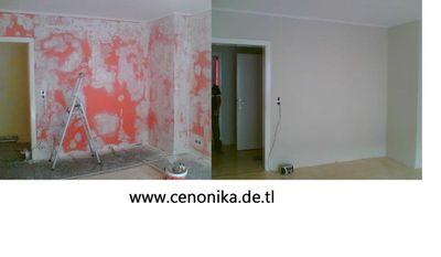cenonika trockenbau bodenverlegung renovierungen. Black Bedroom Furniture Sets. Home Design Ideas