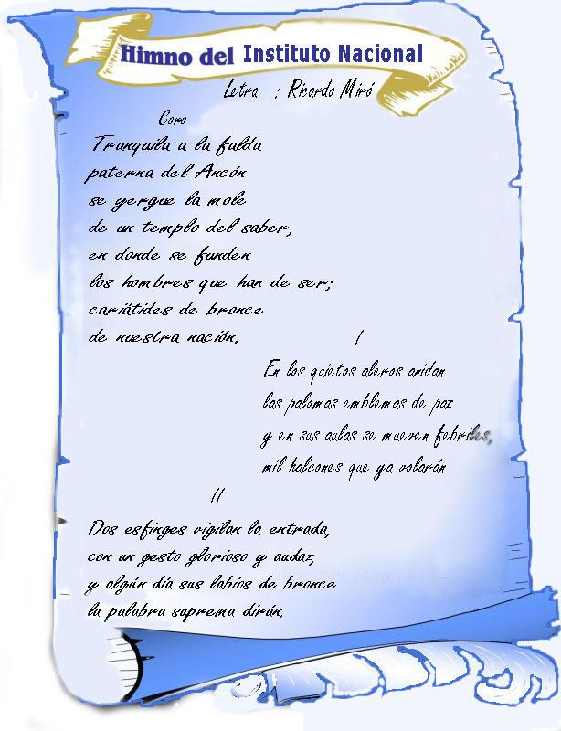 himno de panama: