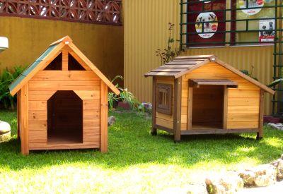 Centro canino acc venta de casetas de madera para perros for Casetas para perros bricomart