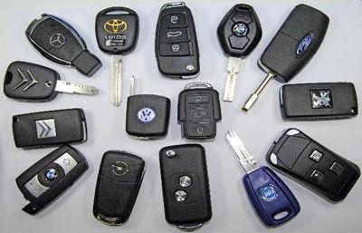 Cerrajeriagoya carcasa mandos de coche for Hacer copia llave coche