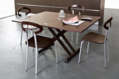 C f meubles ameublements et d orations gain de place for Table et chaise gain de place