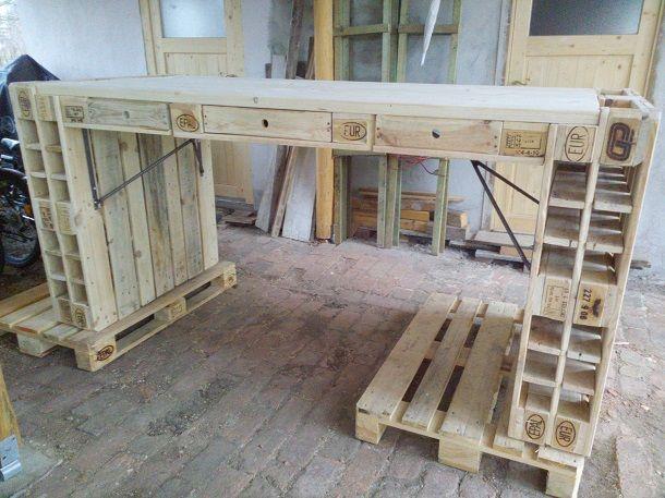 chair und mehr upcycling m bel aus europaletten. Black Bedroom Furniture Sets. Home Design Ideas