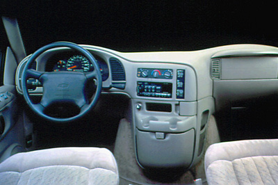 Chevyastro on 1996 Chevy Lumina