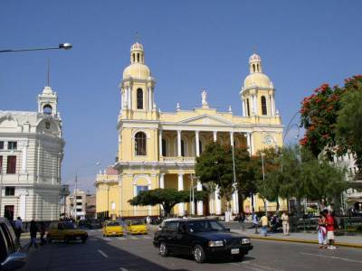 Catedral de Chiclayo
